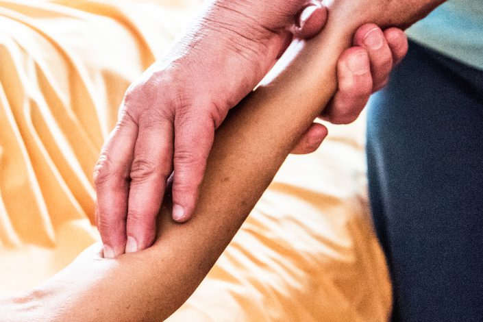 Somatic Healing Arts Massage in Zürich - Klassische Massage