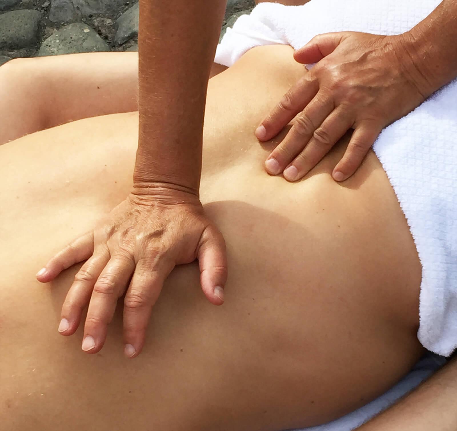 Somatic Healing Arts Massage in Zürich