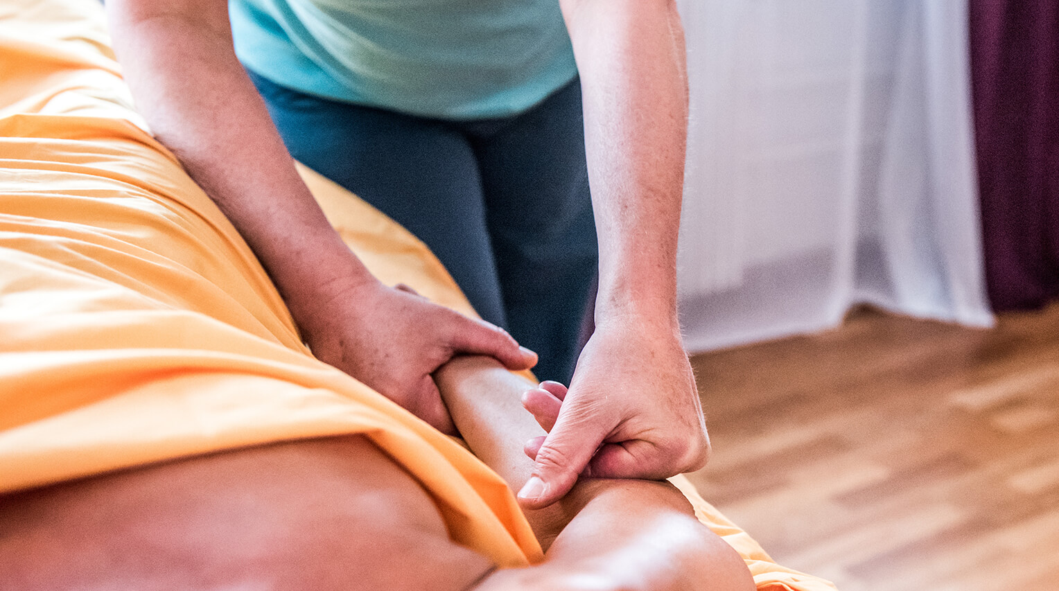 Somatic Healing Arts Massagen in Zürich