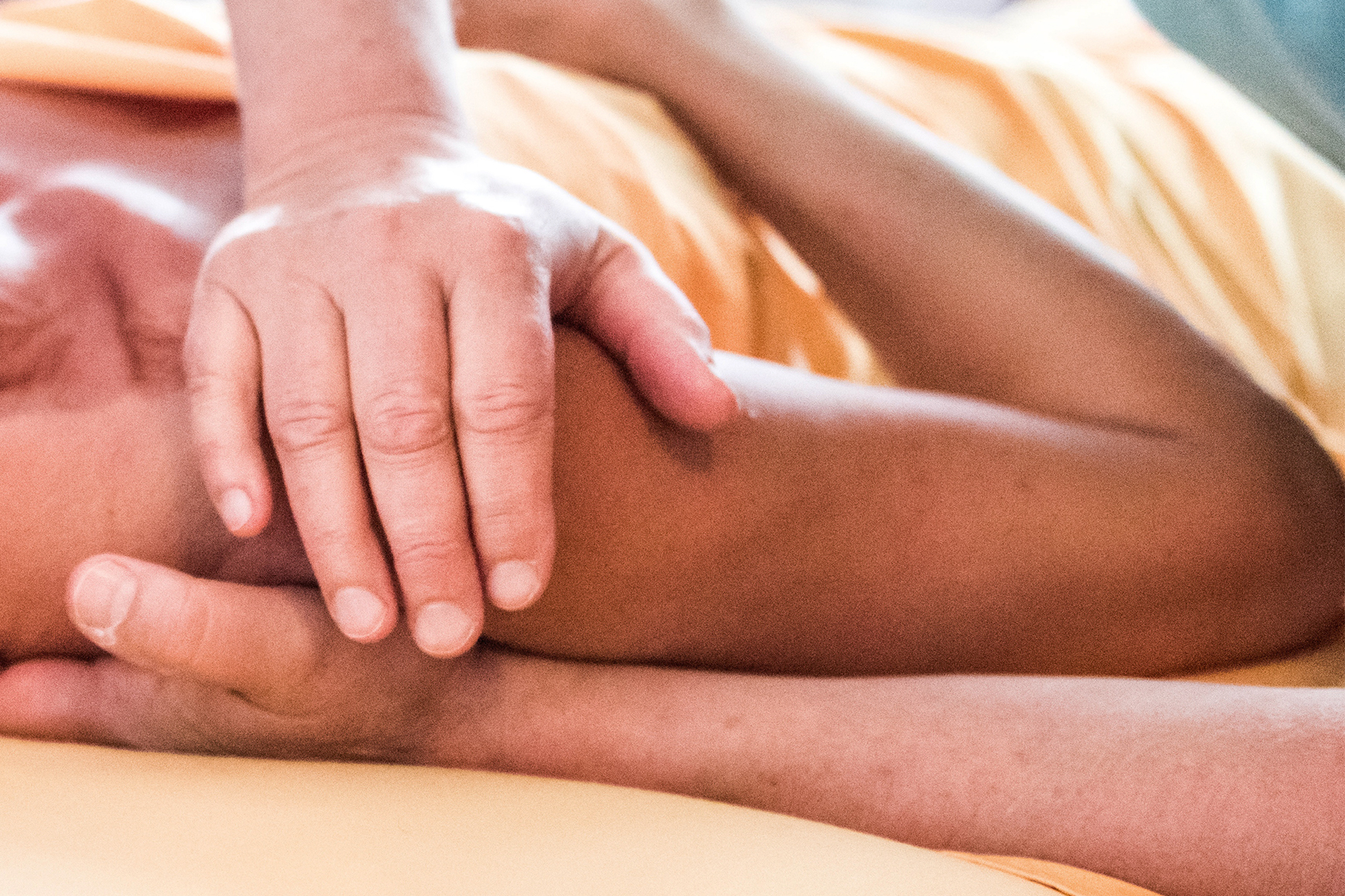 Somatic Healing Arts Massage in Zürich - Rolfing